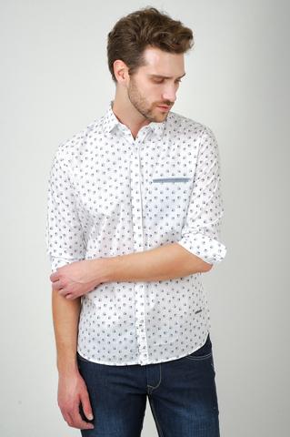 Рубашка мужская  M712-03A-01PS