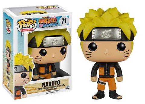 Фигурка Funko POP! Vinyl: Naruto Shippuden: Naruto 6366