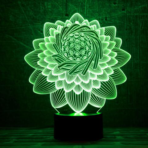 Лампа Цветик-семицветик