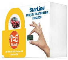 Модуль аналоговых каналов StarLine Мастер 6