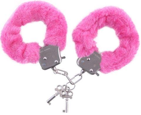 Розовые наручники