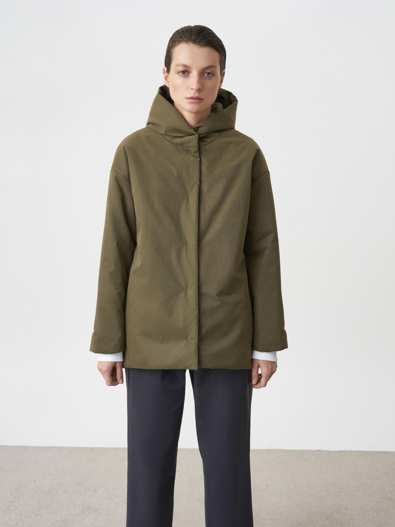 Куртка Новосибирск с удлиненной спинкой