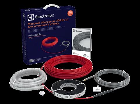 Комплект теплого пола (кабель) Electrolux ETC 2-17-1200