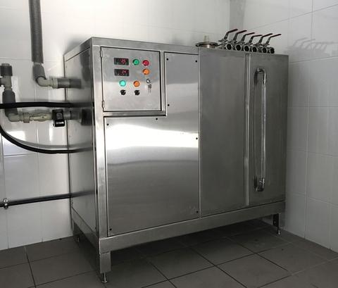 холодильный агрегат для цкт нержавейка;CH-20 000