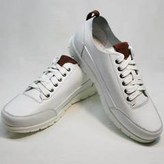 Мужские летние кроссовки Faber 193909-3 White.