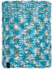 Шарф-труба вязаный с флисовой подкладкой Buff Neckwarmer Knitted Polar Livy Aqua