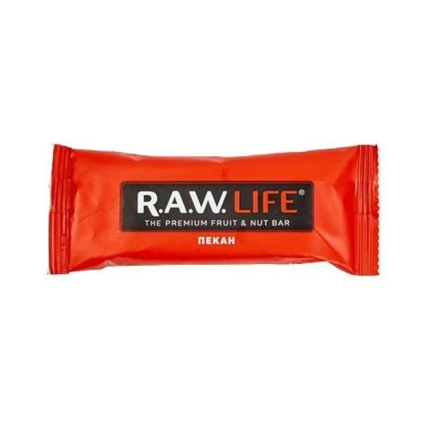 R.A.W Life орехово-фруктовый батончик Пекан 47 гр