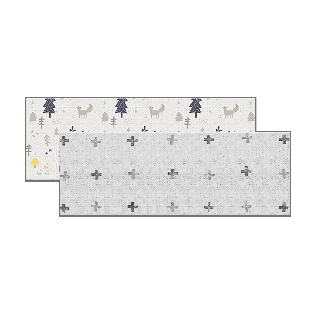 Licoco игровой двусторонний коврик 45х120x1,5  PVC Mesa Friends