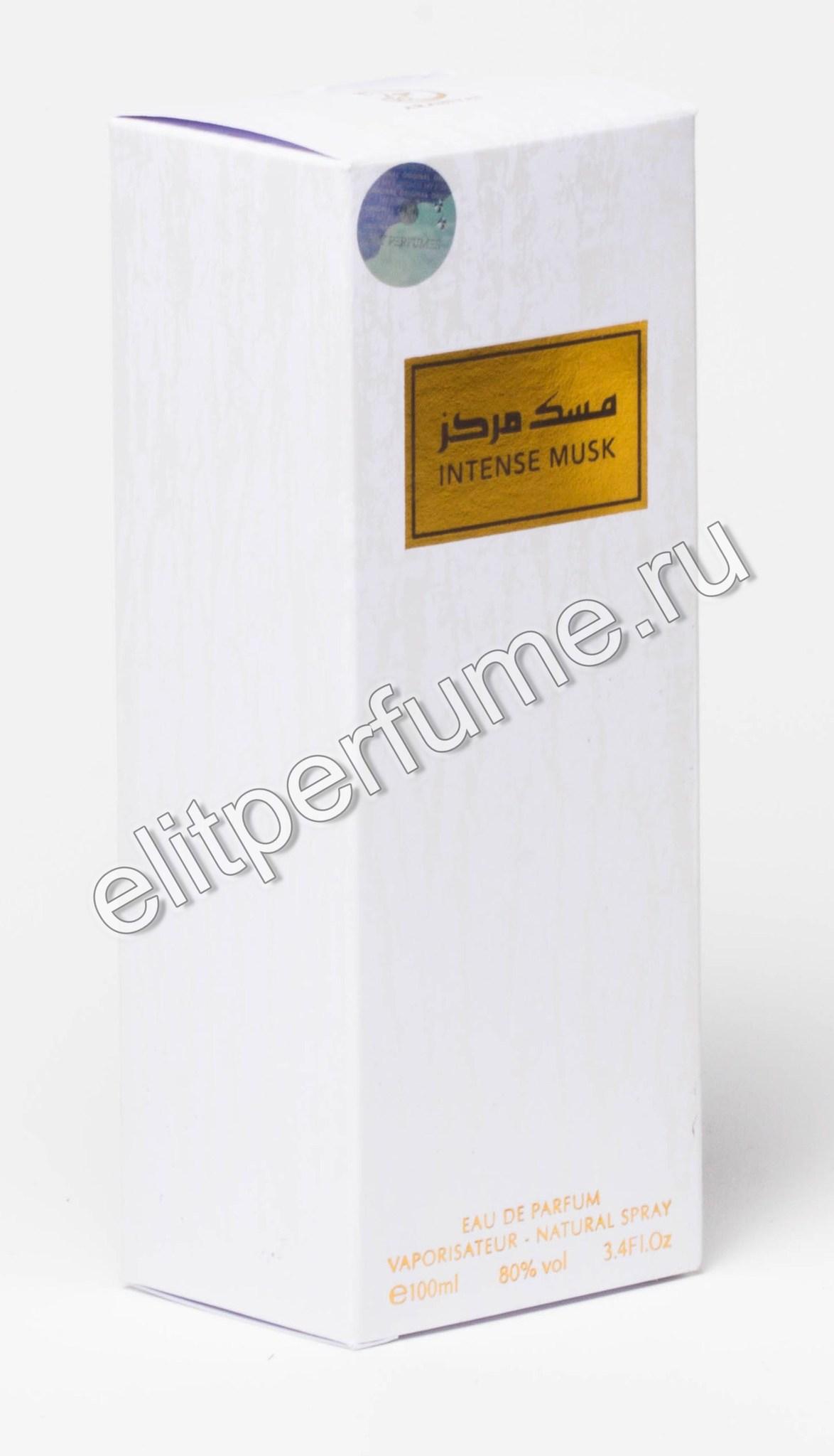 Intense Musk  Интенс Муск 100 мл спрей от Май Парфюмс My Perfumes
