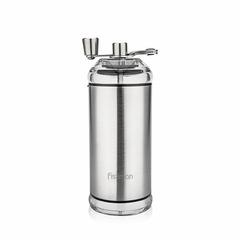8253 FISSMAN Кофемолка ручная 16см (пластиковый корпус)