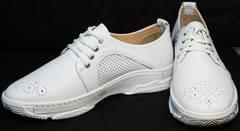 Летние женские кроссовки для повседневной носки GUERO G177-63 White.