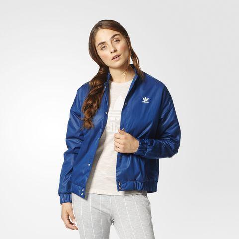 Куртка-бомбер женская adidas ORIGINALS PADDED