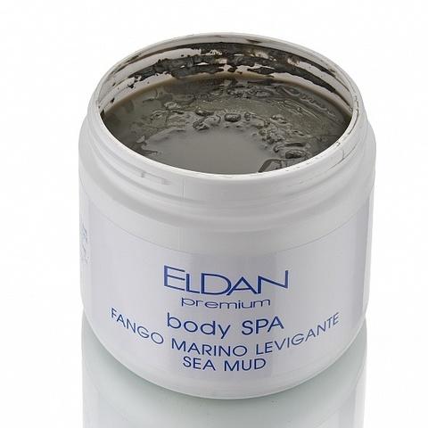 Eldan Premium body SPA sea mud, SPA-маска с морской грязью, 500 мл.
