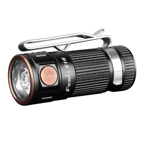 Фонарь светодиодный Fenix E16 Cree XP-L HI neutral white, 700 лм, 18650 или CR123A