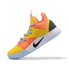 Nike PG 3 PE 'Yellow/Orange/White'