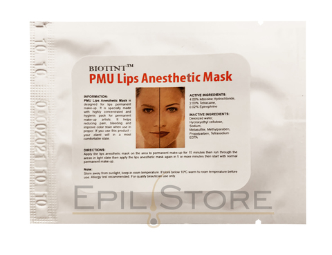 PMU lips Mask
