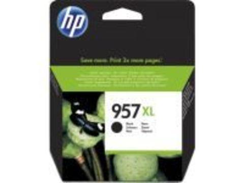 Картридж HP №957XL L0R40AE черный увеличенной емкости для HP OfficeJet Pro 8210, 8211, 8218, 8717, 8720, 8721, 8725, 8728, 8730, 8731, 8740 - 3000 стр.