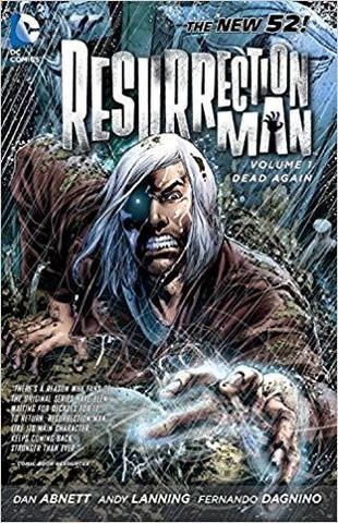 Resurrection Man Vol.1: Dead Again TPB