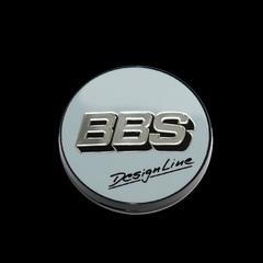 Крышка центрального отверстия BBS Design Line 56.0 мм silver/black/grey
