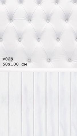 Фотофон виниловый стена-пол «Светлый стиль» №029