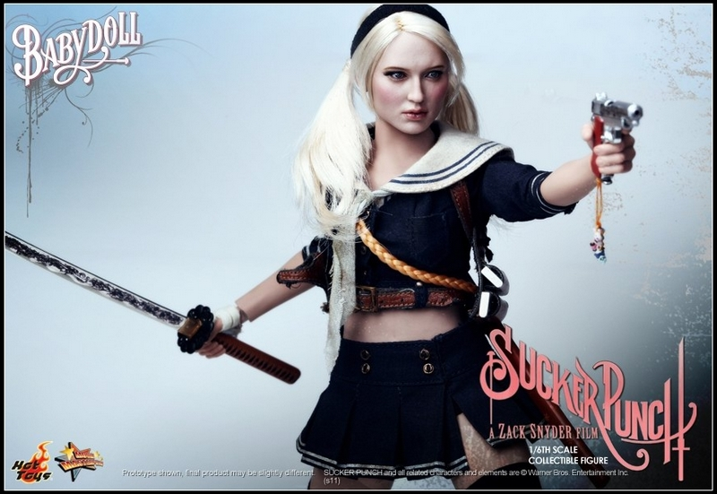 Sucker Punch - Babydoll Collectible Figure