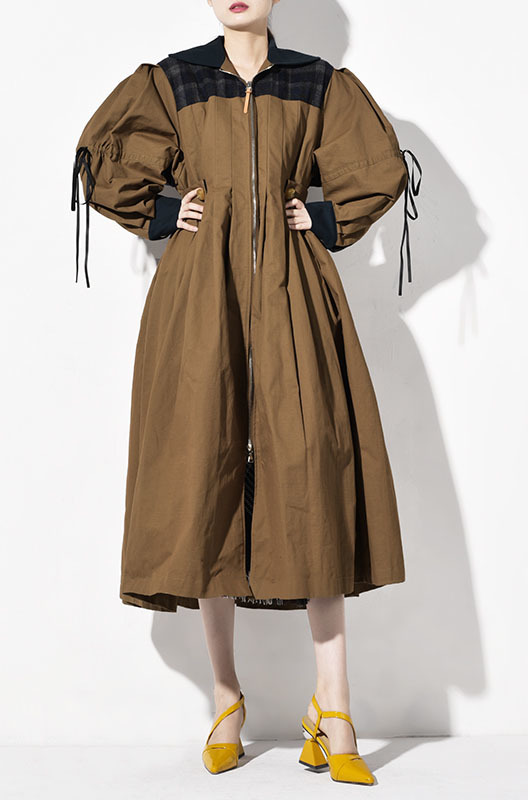 Пальто «WOLFERIT»