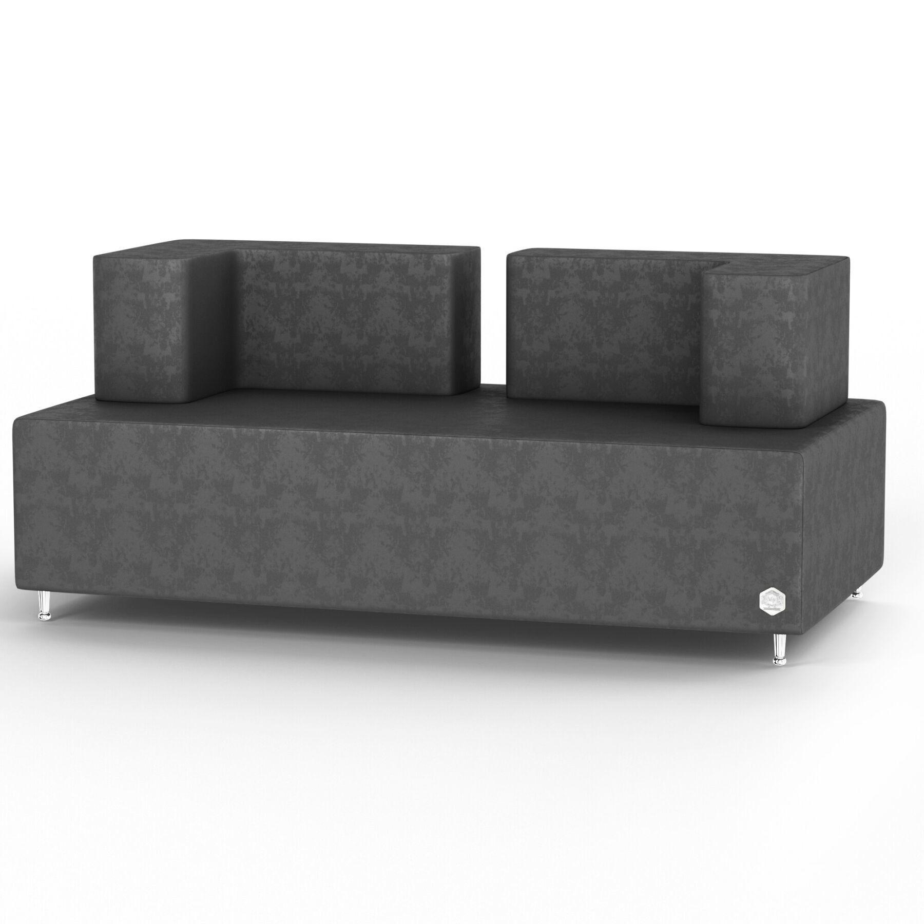 Двухместный диван KULIK SYSTEM BASE Антара Целый