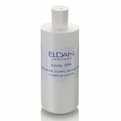Eldan Premium body SPA contour lotion, SPA-лифтинг-лосьон для тела, 500 мл.
