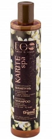 EO Laboratorie Karite Spa Шампунь для волос балансирующий