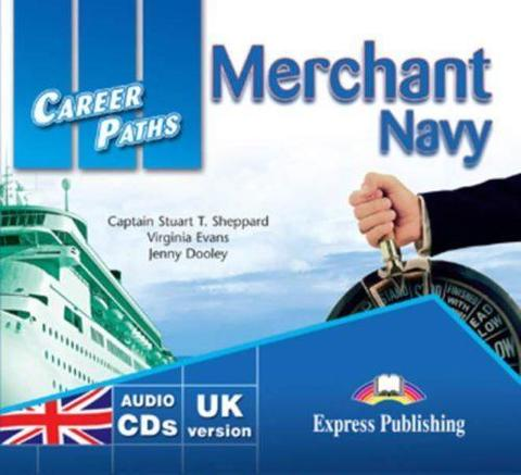 merchant navy (Audio CDs) - Диски для работы (Set of 2)
