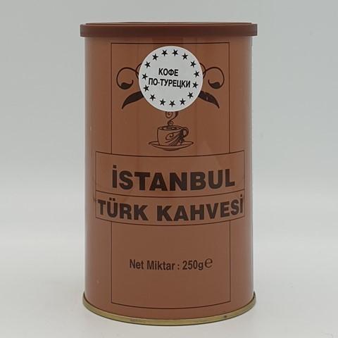 Турецкий кофе классический ISTANBUL KAHVE, 250 гр
