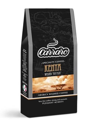 Carraro Kenya моносорт (Карраро Кения) 250 г. молотый кофе