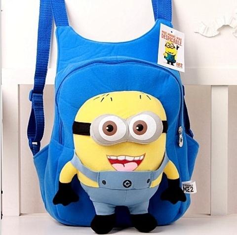 Гадкий я рюкзак игрушка Миньон