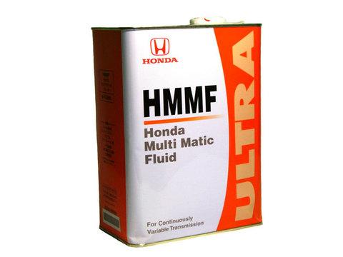 HONDA HMMF Жидкость трансмиссионная АКПП вариаторного типа (Япония)