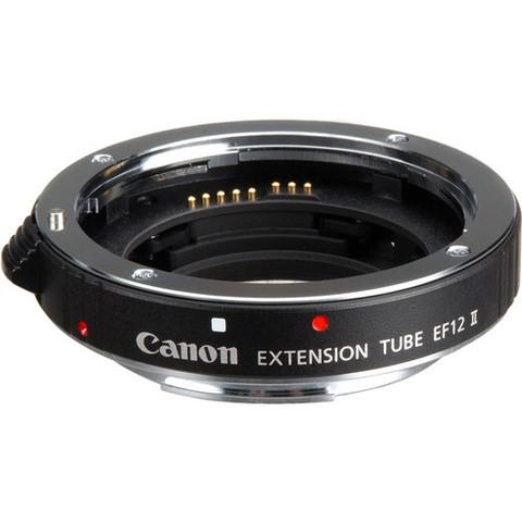 Макрокольцо Canon Extension Tube EF-12 II для Canon (12mm)