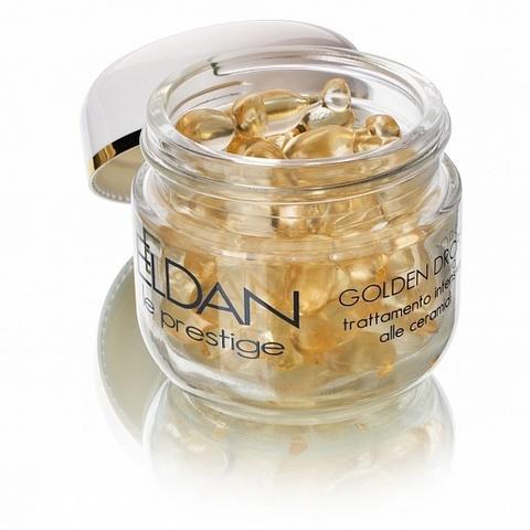 Eldan Golden drops, Золотые капли с церамидами, 60 шт.