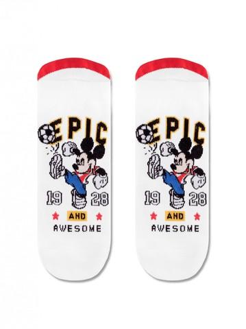 Детские носки ©Disney 17С-171СПМ (ультракороткие) рис. 370 Conte Kids