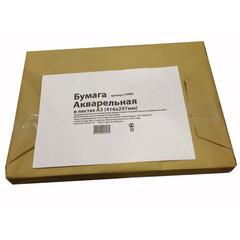 Бумага для акварели в листах A3 (416x297мм), 1уп./200л,180гр. Кр,13089