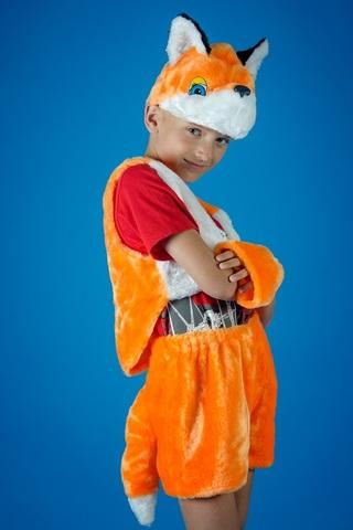 Карнавальный костюм Лисы 1