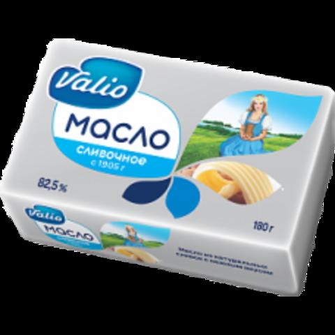Масло Сливочное Valio 82,5%, 180 г
