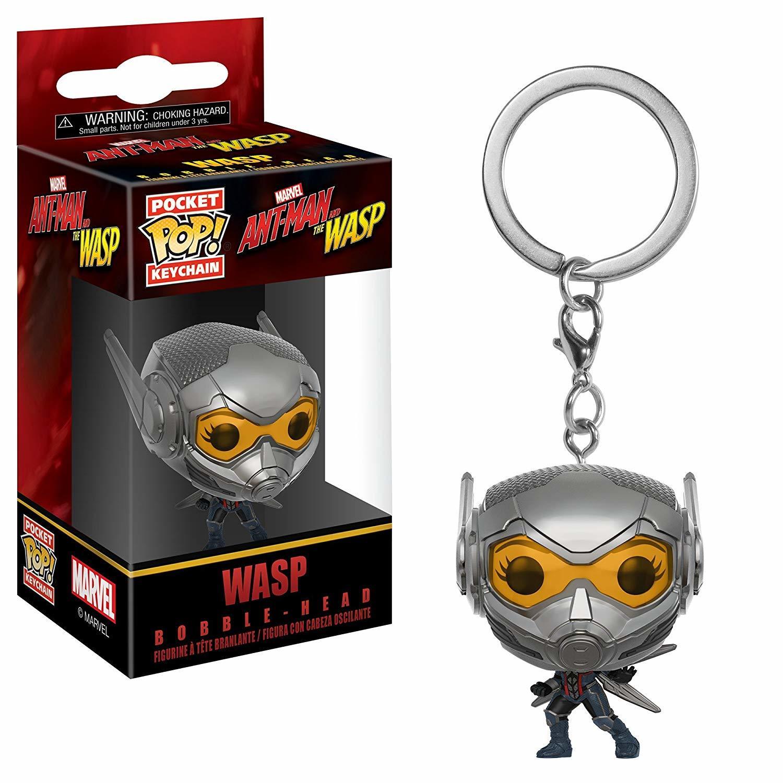 Брелок Funko Pocket POP! Keychain: Marvel: Ant-Man & The Wasp: Wasp 30974-PDQ