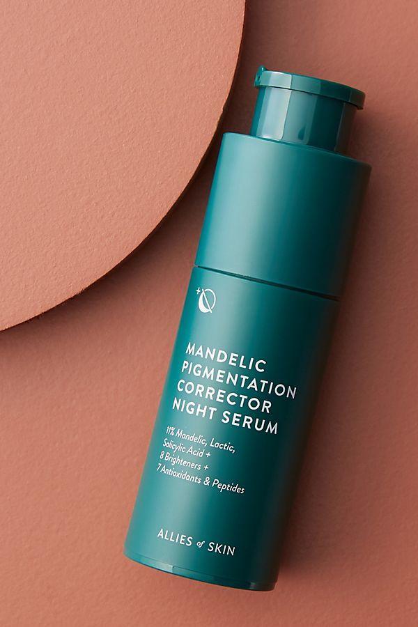 Сыворотка от пигментации Allies of Skin Mandelic Pigmentation Corrector Night Serum 30 ml