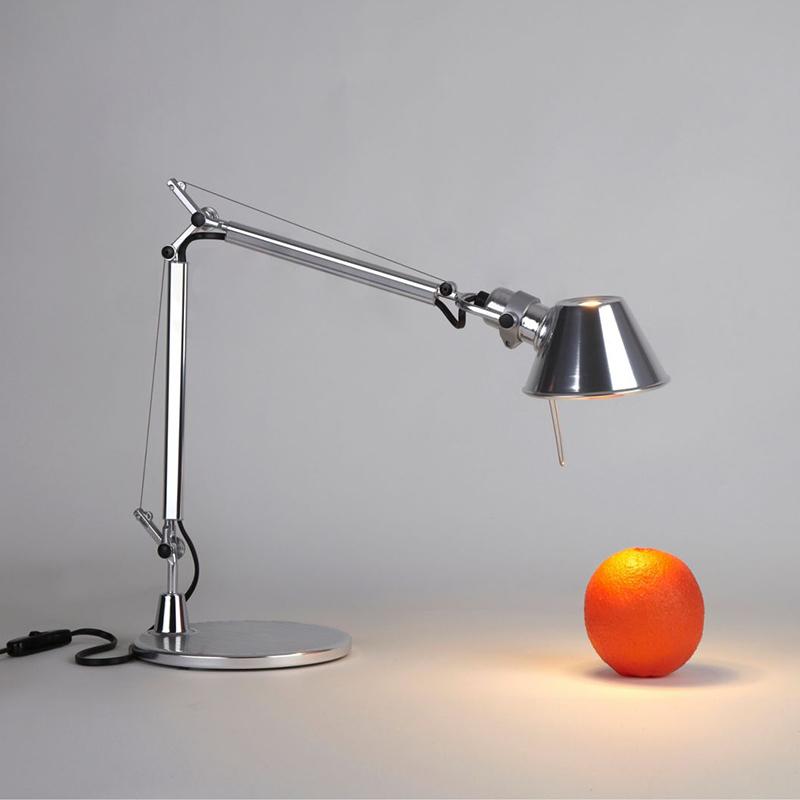 Настольная лампа Artemide Tolomeo micro LED