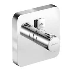 Термостат для душа встраиваемый на 1 потребителя Kludi Push 388010538 фото