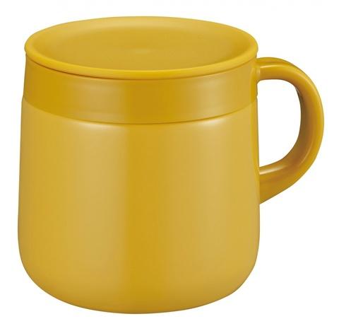 Термокружка Tiger MCI-A (0,28 литра), желтая