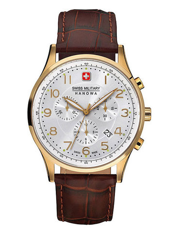 Часы мужские Swiss Military Hanowa 06-4187.02.001 Patriot