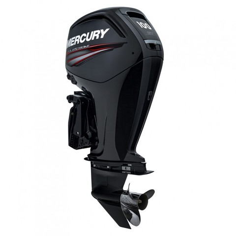 Лодочный мотор Mercury F100 EXLPT EFI CT