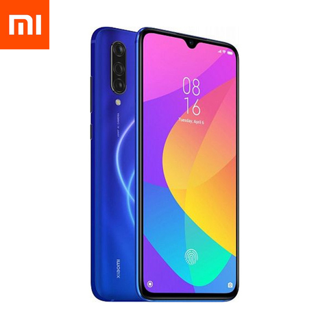Смартфон Xiaomi Mi9 Lite 6/64Gb Aurora Blue EU (Global Version)