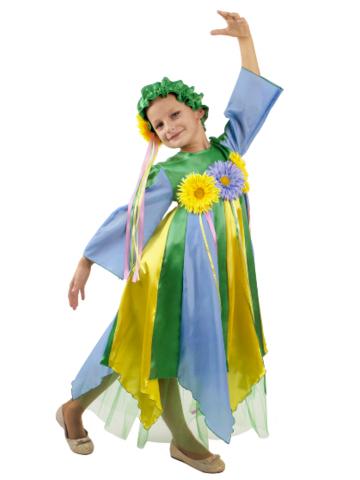 Карнавальный костюм Весна детский