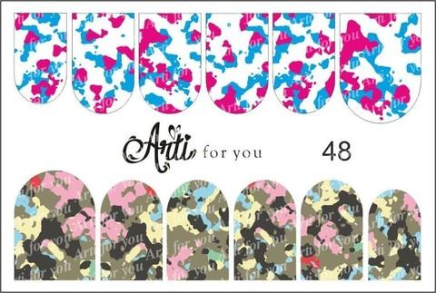 Слайдер Arti for You №48